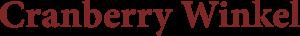 Cranberry Winkel Logo